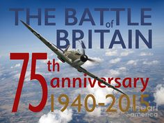 75 years ago Britain's finest young men fought the war in the sky's