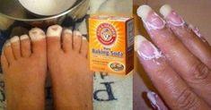 Mette un po' di bicarbonato sulle unghie e appena saprai il motivo ti verrà voglia di imitarla