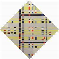 Diagonal III by Josef Ongenae