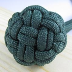Globe Knot Tutorial