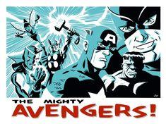 Michael Cho - Avengers