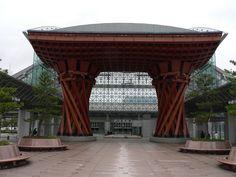 イメージ1 - 金沢駅の画像 - 好きなもの考察。浜田省吾、広島カープ、プロ野球、観光地 - Yahoo!ブログ