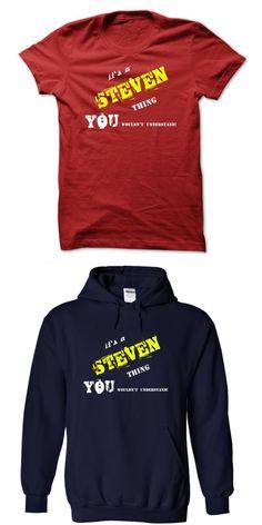 5b6c1001f It Is A Steven Thing – Tshirt And Hoodie – Stevens Tshirt Steven Adler T  Shirt