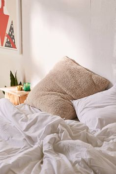 Shop Amped Fleece Oversized Pillow at Urban Outfitters today. We carry all the latest styles, colors and brands for you to choose from right here.