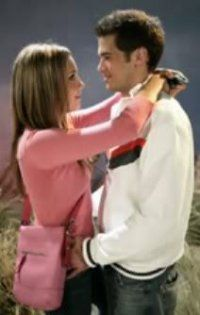 """holly and vince from """"what i like about you"""""""
