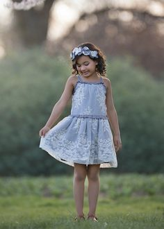 49d663d9ef5f Isobella & Chloe Diana Dress | Boutique Outfits & Headbands for  Toddler Girls Boutique