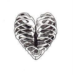 love drawing heart Sketch skeleton bones ribs ribcage organ chasing-the-beautiful-life Drawing Heart, Butterfly Drawing, Drawing Flowers, Png Tumblr, Tumblr Transparents, Heart Sketch, Love Drawings, Rib Cage, Twenty One Pilots