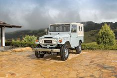 The Toyota Land Cruiser is a that started life as a Jeep clone during the Second World War, before taking on a life of its own as one of the world's Cruiser Car, Toyota Land Cruiser, Land Cruiser 70 Series, Toyota Fj40, Wheels On The Bus, Future Goals, Classic Trucks, Second World, Quality Time