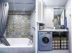 Ideas for bathroom remodel shower small floor plans Small Shower Baths, Small Showers, Bathroom Interior Design, Home Interior, Bathroom Flooring, Bathroom Furniture, White Bathroom, Small Bathroom, Bathroom Layout Plans