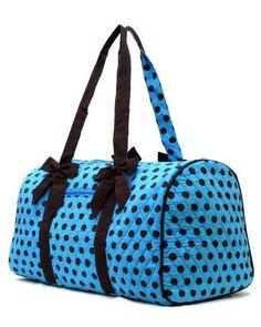 cute blue baton duffle bags - Google Search