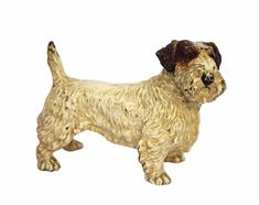 Cold Painted Vienna bronze dog, Available from Mariad Antiques Christmas Gift Inspiration, Inspirational Gifts, Vienna, Lion Sculpture, Christmas Gifts, Bronze, Cold, Statue, Antiques