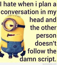 so true..#truefact #loveminions @Rifahmed @najwajibin