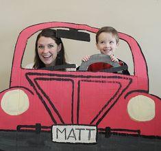 carro festa infantil