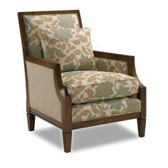 Antoinette Exposed Wood Chair