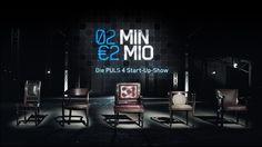 """Partyboxes hat sich für die Puls4 Start-up Show """"2 Minuten 2 Millionen"""" beworben."""