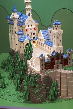 https://flic.kr/p/79tEg1 | Lego Castle Adventure | Went to the Lego Castle Adventure exhibit with my family at the Henery Ford Museum