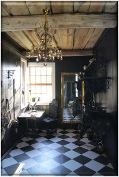 Sadelkammaren 5 Tackroom barock