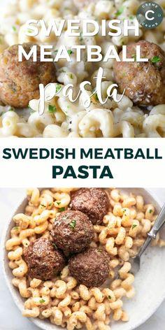 Cheesy Recipes, Beef Recipes, Vegetarian Recipes, Meatball Recipes, Yummy Recipes, Easy Homemade Burgers, Swedish Meatball, Breakfast Recipes, Dinner Recipes