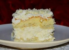 Kimchi, Vanilla Cake, Cheesecake, Food And Drink, Cooking Recipes, Favorite Recipes, Sweets, Baking, Cakes