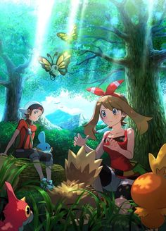Pokemon Omega Ruby and Alpha Sapphire Pokemon Rosa, Pokemon Mew, Pikachu, Pokemon Comics, Sapphire Pokemon, Pokemon Omega Ruby, Pokemon Emerald, Pokemon Images, Pokemon Pictures