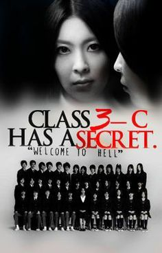 """Class 3-C Has A Secret  (TO BE PUBLISHED THIS 2013) - WELCOME TO HELL."" by charotera101 - ""WELCOME TO HELL.…"""