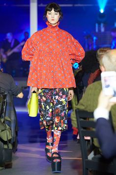 Kenzo - La Collection Memento Fall 2017 Ready-to-Wear Collection Photos - Vogue