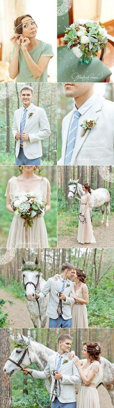 Свадьба на природе. Эко-свадьба