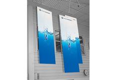 Beach Flags, Marketing Materials, Norway, Locker Storage, Wall Banner, Graphic Design, Printer, Advertising, Walls