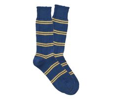 If you are in search of Blue and Yellow Striped Socks, place bulk order or notify via mail from one of the top USA, Australia and Canada manufacturers and suppliers,