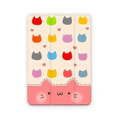 IPad Protective color Cute Cartoon case with Kitty for inch Cute Ipad Cases, Ipad Mini Cases, Ipad Mini 3, Iphone Macbook, Iphone 5s, Iphone Cases, Ipad Air 2, Ipad 4, Ipad Mini 1st Generation