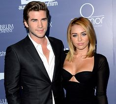Liam Hemsworth's Brothers Luke, Chris Hemsworth Staged Intervention to End Miley Cyrus Engagement - Us Weekly