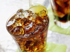 What Diet Soda Does to Belly Fat A new study published in the Journal of the American Geriatrics Society found that people who drank diet soda gained almost triple the abdominal fat over nine years as those who didn't drink diet soda.