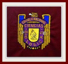 Seal of ENCB IPN MEXICO