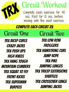trxc Circuit