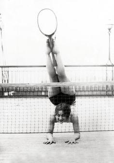 vintage everyday: Tennis, 1926