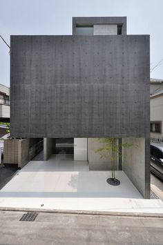 House in Kaijin - Funabashi, Japan, 2010 | Architecture. Architektur…