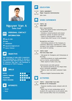 Mẫu CV tiếng Anh - Modern 2 - TopCV.vn Cv Models, Free Professional Resume Template, Cv Online, Resume Cv, Singing, Advertising, Teacher, Lettering, Writing