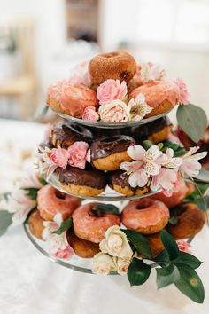 Donut Tower for Baby