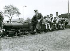 Squire's children train