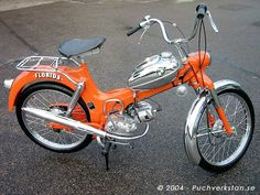1971 Puch Florida, MV 50 DKF