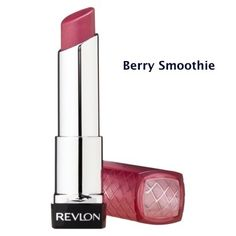 This is the color Nikki used on me when I was drapped as a soft autumn.  Revlon Lip Butter ♥ Berry Smoothie