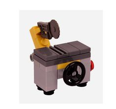 LEGO Ideas - Mechanic, Carpenter & Masonry worker