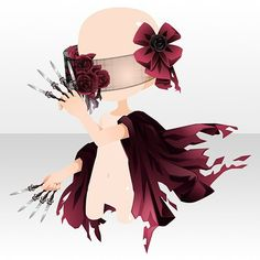 Character Outfits, My Character, Cocoppa Play, Anime Outfits, Chibi, Fairy Tales, Fantasy, Cool Stuff, Drawings