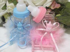 Bebé ducha cumpleaños rosa niña o azul bebé plástico fiestas