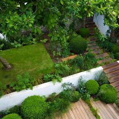 Landform Consultants - Kensington / repinned on toby designs
