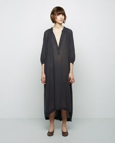 La Garçonne . black crane dress