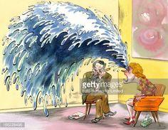 Ilustração de stock : Psychological Therapy