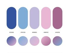 Color palettes 207798970295127087 - 32 Beautiful Color Palettes With Their Corresponding Gradient Palettes Source by Rgb Palette, Lila Palette, Flat Color Palette, Purple Color Schemes, Purple Pink Color, Purple Color Palettes, Purple Palette, Colour Pallette, Dark Purple