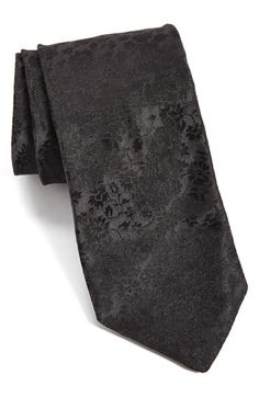 John Varvatos Star USA Floral Silk Tie (Online Only) available at #Nordstrom