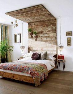 schlafzimmer-ideen-für-bett-kopfteil-selber-machen_kreative